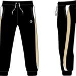 Beast Up Sublimated Team Travel Pants BU-TP002-product