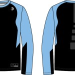 Beast Up Sublimated Warm Up Top BU-WUT002-product