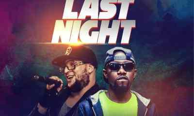 [MUSIC] Lemon Black Feat Voiceman - Last Night (prod by AML Beats) 2