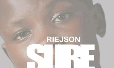 [MUSIC & LYRICS] Riejson - Sure 4 Me (mixed by Diamond) 26