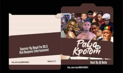 [MIXTAPE] Dj Nedo - Pabo & Kpotom Mix 5