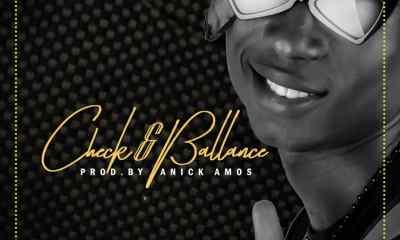 "[Music] Starblink -""Check & Balance (prod. Anicks Amos) 12"