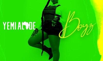 """Yemi Alade – """"Boyz"""" (Prod. by Vtek) 13"""
