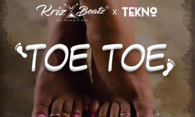 """Krizbeatz x Tekno – """"Toe Toe"""" 13"""