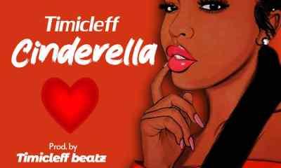 "Timicleff Beatz -""Cinderella"" 7"