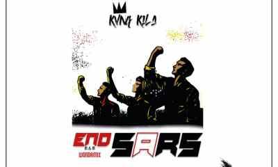 "KvngKiLa -""Endsars"" (prod. Wonda Mix) 12"