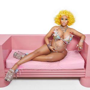[Celebrity Gist] Nicki Minaj shares 1st photos of her baby boy via Instagram 10