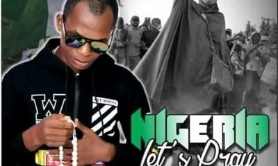 "Eddie Dom -""Nigeria Let's Pray"" 24"