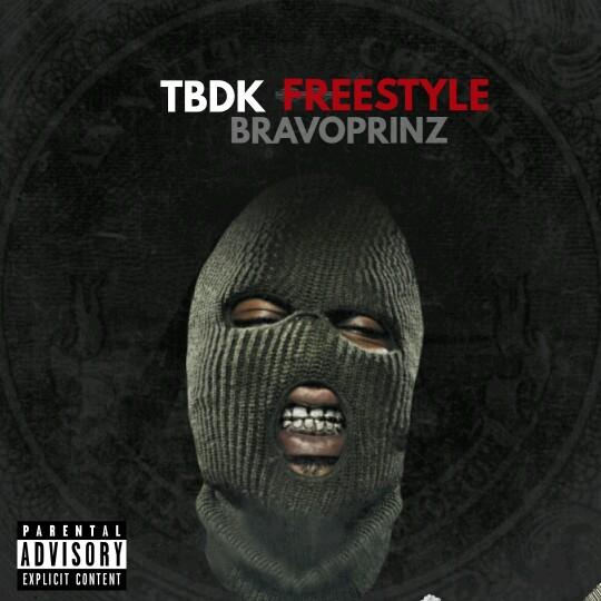 "Bravoprinz -""TBDK"" (This Beat Dey Knock) Freestyle featuring M.I Abaga 1"