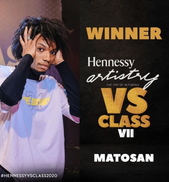 Hennessy Artistry VS Class – Matosan emerges winner of season VII. 1