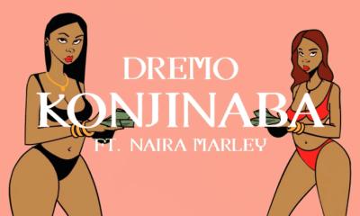 "[Visualizer + Lyrics] Dremo x Naira Marley – ""Konjinaba"" 13"