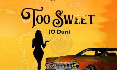 """Niniola – """"Too Sweet"""" (O Dun) 7"""
