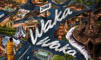 """Zoro – """"Waka Waka"""" (Prod. by Yung Willis) 6"""
