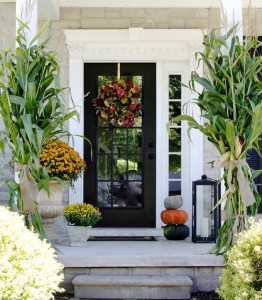 Add Some Pumpkin Spice to Your Autumn Staging