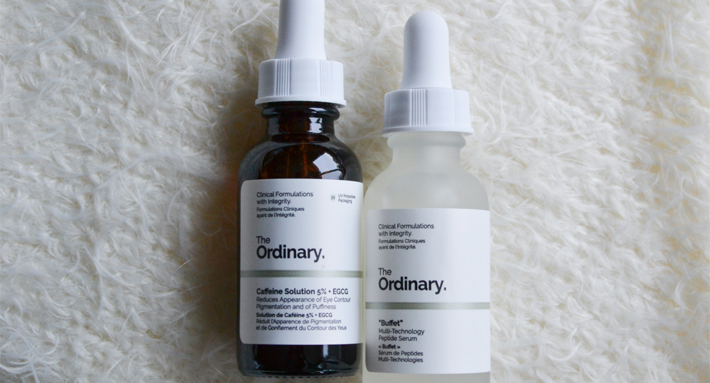 The Ordinary Buffet And Caffeine Solution Review Beat Around The Blush