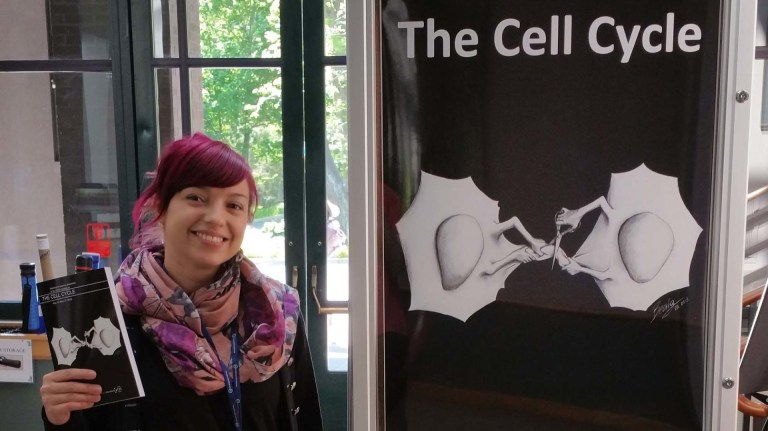 Poster for The Cell Cycle Meeting