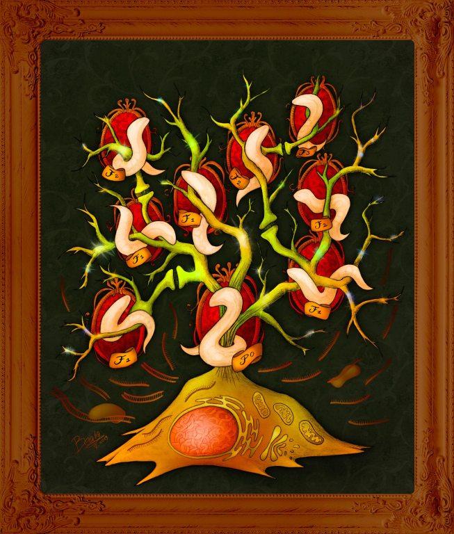 Worm Family Tree
