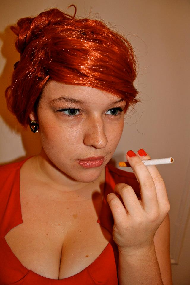 Joan Holloway Mad Men costume