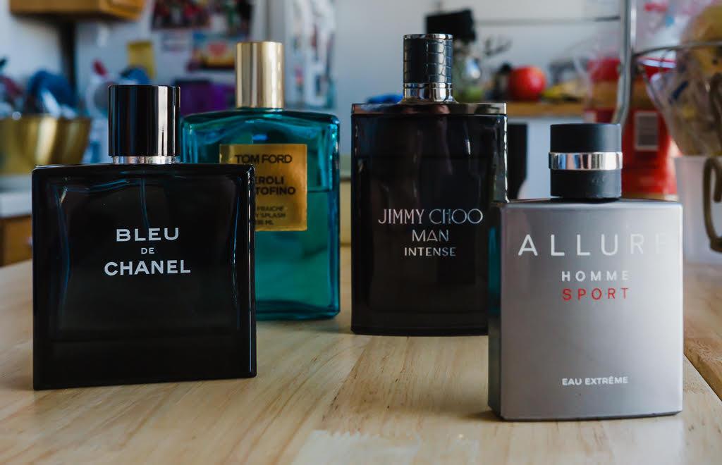 Men's cologne set
