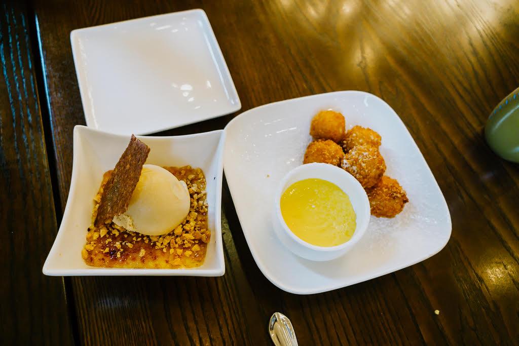 Mercat de la Planxa desserts