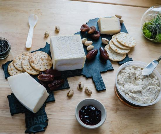 cheese board styling