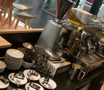 Messe Duesseldorf Kaffee Barista Catering 2