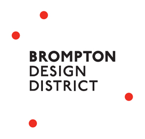Brompton design district logo