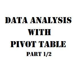 How to fix MS Excel Error - PivotTable Field Name is Not Valid