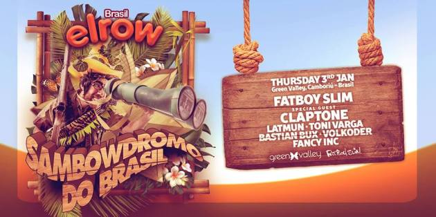 Line Elrow Green valley