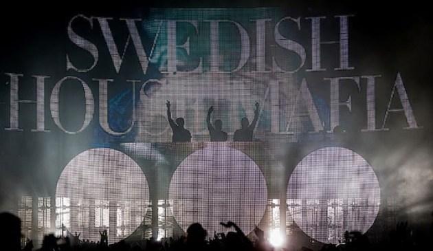Swedish House Mafia Ultra Korea