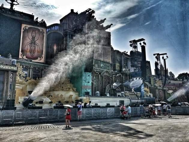 Buurtfeest Tomorrowland