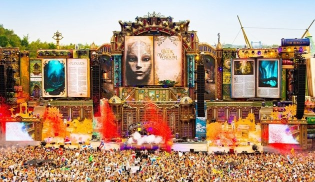 Tomorrowland Aftermovie