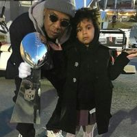 Jay Z And His Daughter, Blue Ivy In Adorable Picture