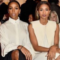 Kelly Rowland And Ciara Stun At Paris Fashion Week Show (Photos)