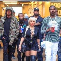 Meek Mill, Nicki Minaj, Rick Ross Attend Beyonce's Tour In Philly (Photos)