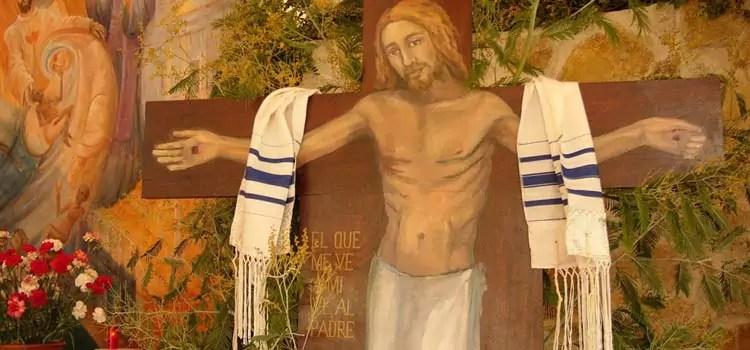 Vie d'oraison : Croix et vie de prière