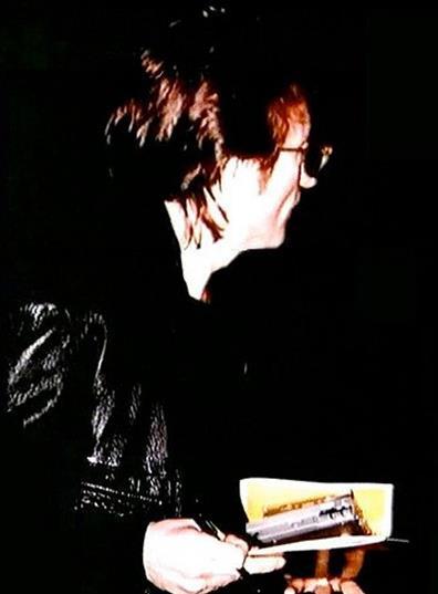 Last Photos Of John Lennon December 8, 1980