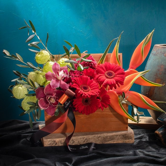 Paros Floral Giftstyling
