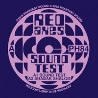 Red Axes - Sound Test [PH84D]