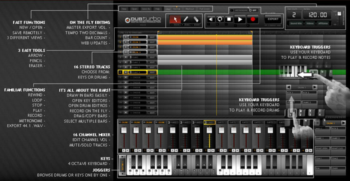 Make Your Own House Music Software  music making programs