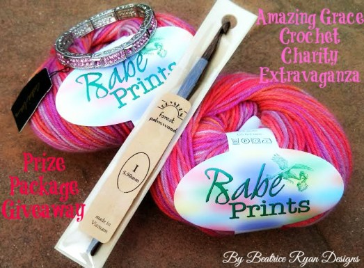 Amazing Grace Prize Package Giveaway