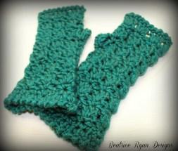 Amazing Grace Fingerless Gloves Free Pattern