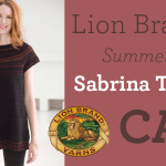 Join me for this Summer's Lion Brand CAL…
