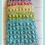 Thick & Quick Bumpy Scrubby ~ Free Crochet Pattern!!