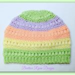 Children's Whimsical Warmth Beanie…Free Crochet Pattern!!
