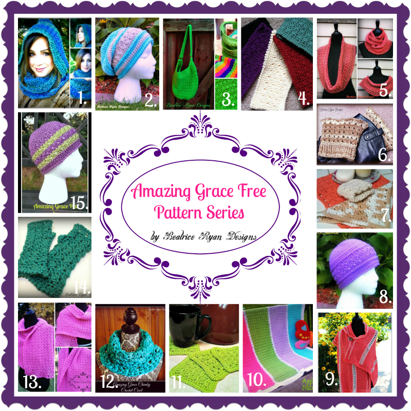Amazing Grace Free Pattern Collecton