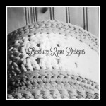 Sneak Peek of A Brand New Free Pattern… Live this evening!!