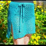 Amazing Grace Bathing Suit Wrap… Free Crochet Pattern!!