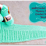 2018 Crochet with Me!! Mystery Afghan CAL.. Week 1!!!