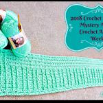 2018 Crochet with Me!! Mystery Afghan CAL.. Week 1!!!